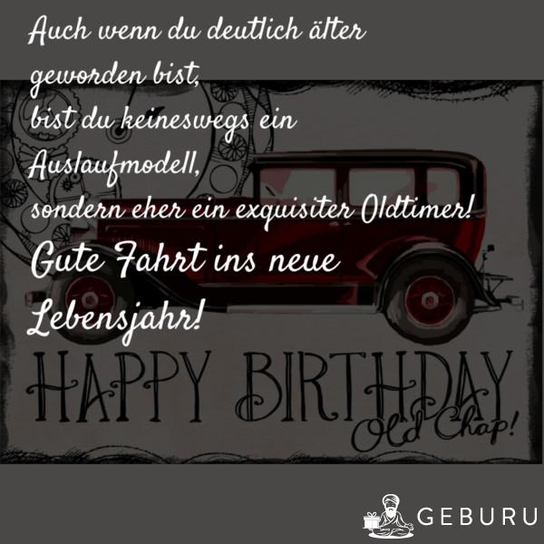 Gratulation Geburtstag Lustig