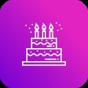 Runde Geburtstage icon